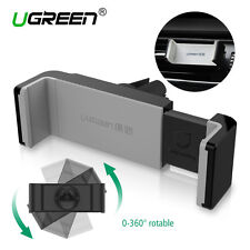 UGREEN Mobile Phone Holder Air Vent Car Mount Stand Cradle For iPhone Samsung LG
