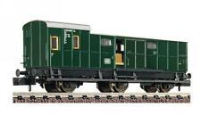 Fleischmann 8795 N Gepäckwagen, 3achsig grün DB                           #32007