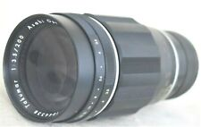 Pentax Takumar 200mm f/3.5 Lens M42 Mount Excellent- condition No. 1044338