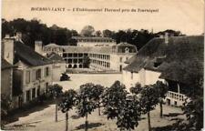 CPA Bourbon Lancy L'Etablissement Thermal pris du Tourniquet (649943)