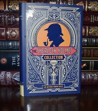 Sherlock Holmes Collection by Arthur Conan Doyle Baskervilles New Gift Hardcover