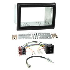 RENAULT MEGANE 2 06-10 2-Din Car Radio Installation Set Adapter Cable FACEPLATE