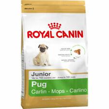 Royal Canin Breed Health Nutrition Specific Pug Junior Dog Food 1.5kg X3 4.5kg