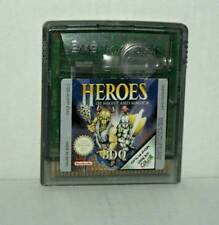 HEROES OF MIGHT AND MAGIC GIOCO USATO GAMEBOY COLOR EDIZIONE EUROPEA FR1 44330