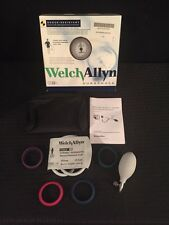 NEW WELCH ALLYN Durashock Sphygmomanometer Child Cuff DS44-09CV w/Accessories
