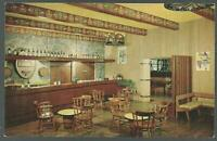 Postcard of Interior View of Tasting Room of the Italian Swiss Colony Winery