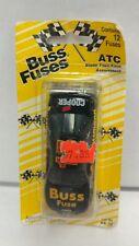BUSSMAN RACING 12 BUSS FUSES DIECAST 1/64 SCALE NASCAR Cooper CAR #15 Rare