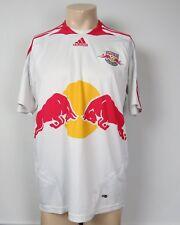 0212dd7a16035 Red Bull Salzburg 2007-08 home shirt adidas soccer jersey size M
