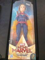 Marvel Captain Marvel Movie Cosmic Captain Marvel Super Hero Doll