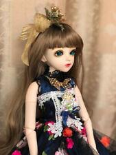 60cm Full Set BJD Puppe 1/3 Kugelgelenk Mädchen Doll Free Face Makeup Prinzessin