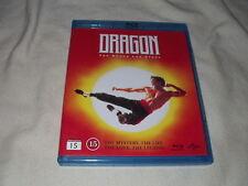 Dragon: The Bruce Lee Story (1993) BLU-RAY Jason Scott Lee Lauren Holly