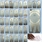 For Apple Iphone 5s 5c 6 Plus Ultra Thin Soft TPU Clear case Crystal Skin Cover