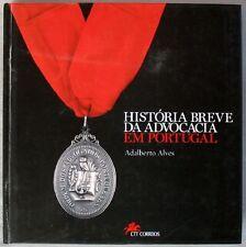 s1820) Portugal Historia Breve da Advocacia  Sonderbuch 2003 ** + SD