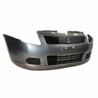 Suzuki Swift MZ EZ (-08) Stoßfänger vorn Stoßstange grau metallic