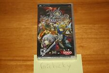 Half-Minute Hero (Sony PSP) NEW SEALED Y-FOLDS, FIRST PRINT, MINT, RARE!