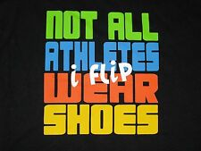"Gymnastic ""Not All Athletes Wear Shoes"" i flip t-shirt all sizes"