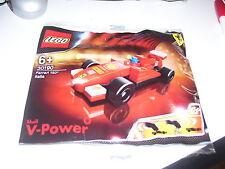 LEGO SHELL FERRARI 150° ITALIA 30190  SHELL V-POWER ORIGINALE BUSTA SIGILLATA