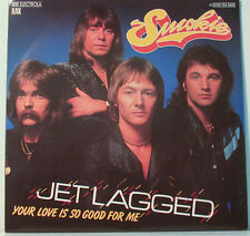 """SMOKIE JET DÉCALÉ - YOUR LOVE IS SI GOOD FOR ME [F273] 7""""SINGLES"""