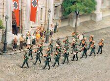 [SOL Model] MM083+105, German Army Band + Standard Bearer WW II (25 Figures Set)