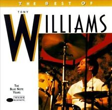 The Best of Tony Williams: The Blue Note Years (CD, 1996, Blue Note) VERY GOOD