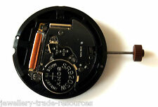 Nueva Ronda 515 Reemplazo Cuarzo Reloj De Movimiento
