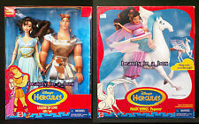 """Hercules Megara Doll Magic Wings Pegasus Disney Legend of Love Golden Glow NRFB"""""""