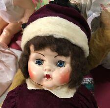 Vintage 1950s Australian Hard Plastic CHERUB Doll