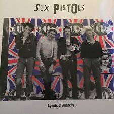 LP SEX PISTOLS - AGENTS OF ANARCHY - Vinile Nuovo