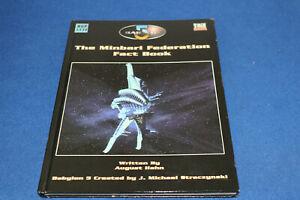 Babylon 5: The Minbari Federation Fact Book Paperback – 26 Nov 2003