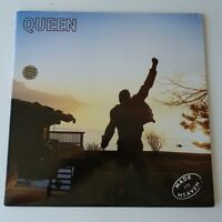 Queen - Made IN Heaven - Vinyle LP GB 1er Blanc Coloré + 3 Affiches + Inner NM