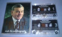 DICKIE BIRD MY AUTOBIOGRAPHY Double cassette audio book A83