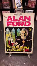"""Alan Ford #71 """"In Transilvania c'è un Castello Che"""" Magnus Bunker 1° ed. Corno"""