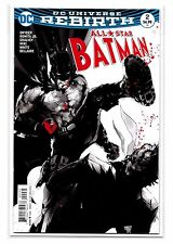 ALL-STAR BATMAN #2 - Jock Variant Cover C - NM - DC Comics!