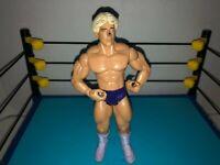 WWE JAKKS RIC FLAIR WRESTLING ACTION FIGURE 2003 WWF WCW ECW NWA AWA NXT AEW TNA