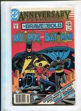 "BATMAN AND BATMAN #200 - ""SMELL OF BRIMSTONE, STENCH OF DEATH!"" - (9.0) 1983"
