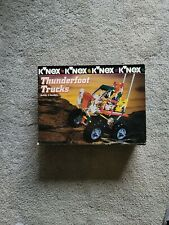 K Nex Thuderfoot Trucks