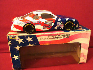 REVELL DALE EARNHARDT 1:24 DIECAST MONTE CARLO RARE1996 OLYMPIC GAMES COLLECTION