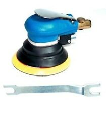 "6"" Palm Sander Grip, 9000 RPM Random Orbital Sander Polisher Air Hand Tool HD"