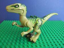 genuine LEGO DINO RAPTOR DINOSAUR minifigure 5884 VELOCIRAPTOR JURASSIC WORLD