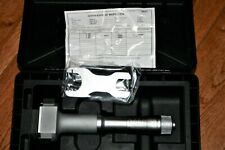 Mitutoyo 368 871 Three Point Internal Holtest Ii Micrometer 25 3