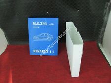 MANUAL FOR THE REPAIRING CAR BODY RENAULT R19