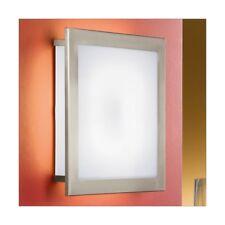 Eglo 91683 Auriga Led nikel matt 30x30cm 18W lampada a soffitto / plafoniera