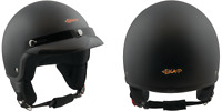 Casco Moto Scooter Vespa Open Face Demi-Jet CGM SKA-P 1FH SMARTY Omologato