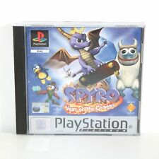 SPYRO YEAR OF THE DRAGON - PLATINUM - SONY PLAYSTATION PSONE PS1 GAME - MINT