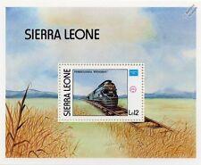 Sierra Leonean Sheet Postal Stamps