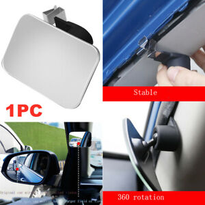 360° Adjustable Car Truck Wide-angle Rearview Mirror Blind Spot Auxiliary Mirror