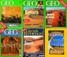DÉSERT - GEO - SAHARA / prixportcompris