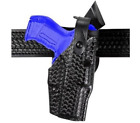 Safariland 6360 Level 3 Retention ALS Duty Mid-Ride Holster Right XD 4-Inch,