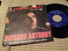 "RICHARD ANTHONY SPANISH 7"" SINGLE SPAIN EMI 69 - JARABE CHULE LILY THE PINK"