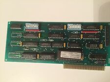 Apple II - SuperSerial Printer Card - Sequential Systems  RARE VINTAGE